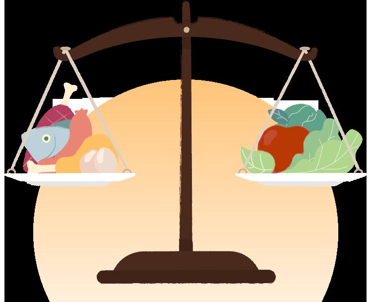 Piano nutrizionale in caso di obesità e sovrappeso